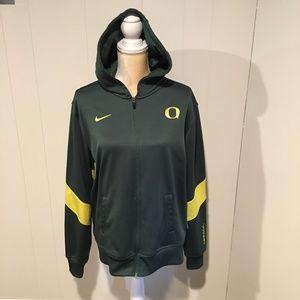 Nike Oregon Ducks Sports Jacket, Size XL
